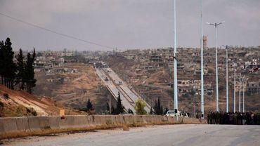 Quelque part dans la province de Homs