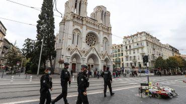 Attentat de Nice: quatre nouvelles personnes placées en garde à vue