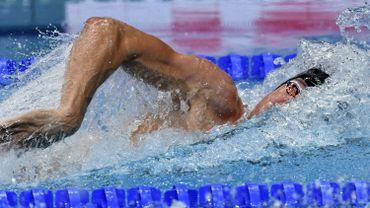 Timmers éliminé en demi-finales du 100 m nage libre à l'Euro en petit bassin