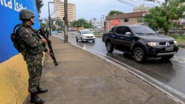 Près de 150 meurtres dans un Etat sans police militaire dans le nord-est du Brésil