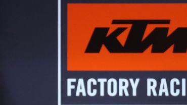 KTM va quitter le Moto2