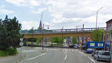 Le bourgmestre Yvan Ylieff s'inquiète de l'état du pont de Dison