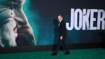 """Joaquin Phoenix à la première de """"Joker"""""""