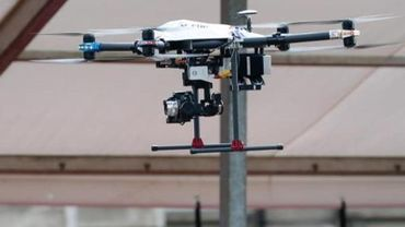 Les zones où les drones peuvent voler et où ils sont interdits enfin cartographiées