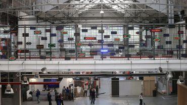 Ouverture du Kanal-Centre Pompidou
