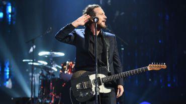 Pearl Jam disperse des posters dans des grandes villes