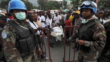 Le Conseil de sécurité met fin à la mission des Casques bleus en Haïti