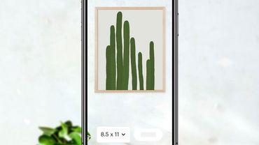 La plateforme de commerce en ligne Etsy a récemment ajouté la fonctionnalité de réalité augmentée à son application.