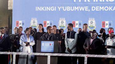 Rwanda: Kagame confirmé vainqueur avec près de 99% à la présidentielle