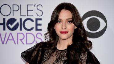 """Kat Dennings a joué le rôle de Max Black dans la comédie de CBS """"2 Broke Girls"""" de 2011 à 2017."""