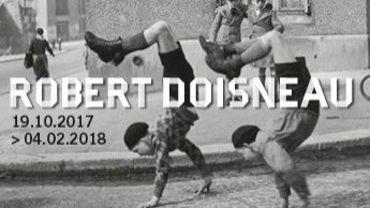 Robert Doisneau, au Musée d'Ixelles