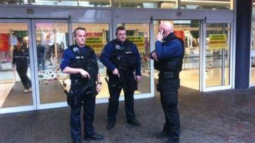 Plus de policiers dans les rues ce vendredi anniversaire mais pas de renforcement important de la sécurité à Verviers