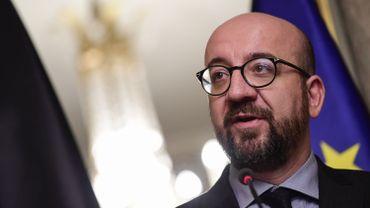 Charles Michel maintient le cap: il se rendra à Marrakech