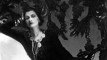 Coco Chanel en 1944 à Paris