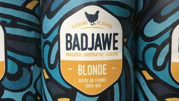 """Liège: naissance de la """"Badjawe"""", une bière 100% bio qui va délier les langues (1)"""