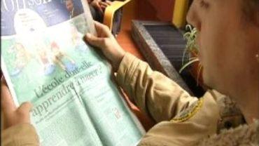 7 à la Une en immersion : Le combat contre l'analphabétisme