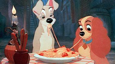 """Une nouvelle version de """"La Belle et le Clochard"""" est en préparation pour Disney."""