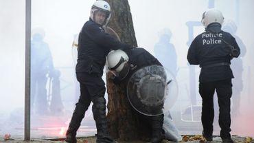 Manifestation nationale: le calvaire de la police révélé dans un rapport