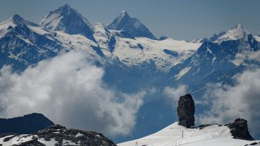 Suisse: les glaciers continuent de fondre à un rythme inquiétant