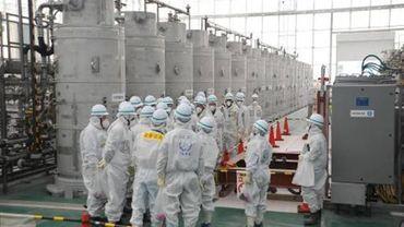 Fukushima: de l'eau radioactive va être déversée dans l'océan Pacifique