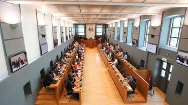 Le Parlement de Wallonie