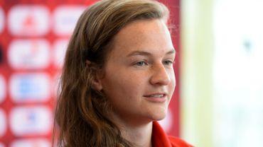 Elke Van Gorp, 1re Red Flame à marquer à l'Euro, met un terme à sa carrière internationale