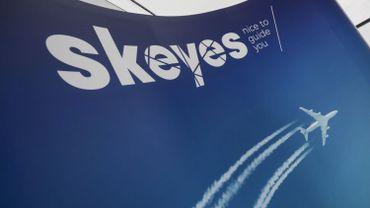 Le contrôleur aérien Belgocontrol change de nom et devient Skeyes