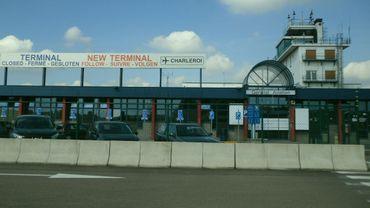 L'ancien terminal de l'aéroport de Charleroi