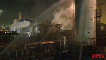 Explosion dans une usine chimique en Espagne: le bilan monte à 2 morts