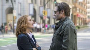 """Gillian Anderson et David Duchovny se retrouvent le 24 janvier sur la Fox, 14 ans après l'arrêt de """"X-Files"""""""