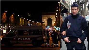 Xavier Jugelé, 37 ans, a été tué le 20 avril sur les Champs-Elysées