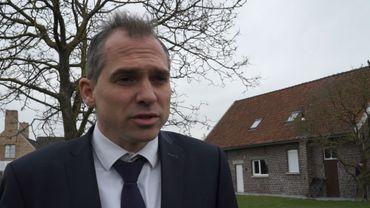 Le ministre régional Matthias Diependaele (N-VA) a confirmé l'existence de cette demande vieille de 35 ans.