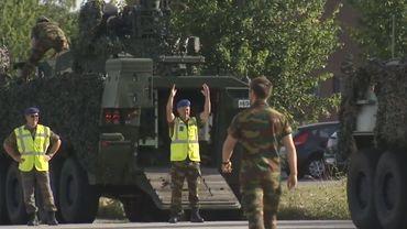Des troupes américaines vont traverser la Belgique, notamment via Anvers
