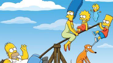 """La Fox diffuse actuellement la 24e saison de la série d'animation """"Les Simpson"""""""