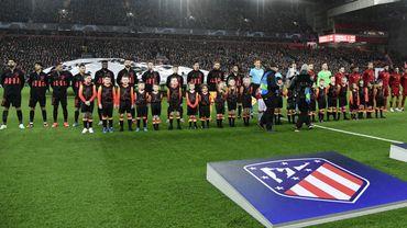 L'Atletico face à Liverpool
