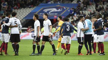 """La Mannschaft affrontera les Oranje en signe """"de liberté"""""""