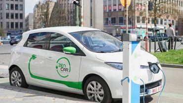 Des voitures électriques partagées, à Liège, c'est pour bientôt... mais peut-être pas Zen Car
