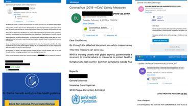 Cybersécurité: les pirates informatiques utilisent la soif de s'informer sur le coronavirus