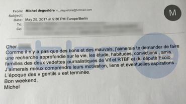 Samusocial: quand le président du CA voulait enquêter sur la vie privée des journalistes et d'un député