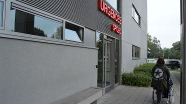 Le centre hospitalier de Mouscron veut agrandir son service des urgences.