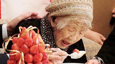 Le Japon compte 70.000 centenaires, un record