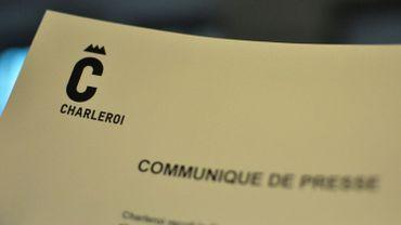 La communication et l'identité visuelle de Charleroi récompensées