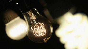 Panne d'électricité de janvier: ne tardez pas si vous souhaitez être indemnisés (photo d'illustration)