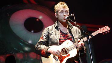 Le chanteur-compositeur Damon Albarn, du groupe Blur