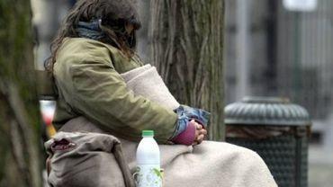 A l'approche de l'hiver, l'accueil des sans-abri s'organise en région liégeoise (image prétexte)