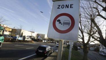 Avant la phase répressive, on comptabilisait 149 véhicules en infraction par jour dans les zones de basse émission. Ensuite, il n'y en avait plus que 45 en moyenne.