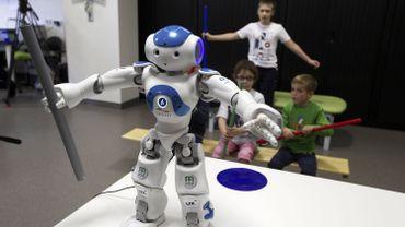 La Belgique est le pays qui compte le plus de robots humanoïdes au service de la santé