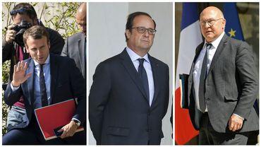Macron quitte son poste de ministre de l'Economie pour se consacrer à son mouvement.