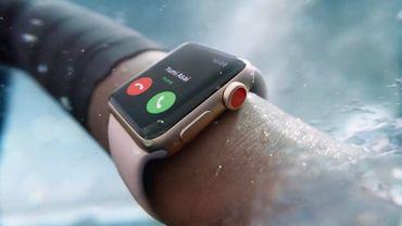 La prochaine Apple Watch pourrait vous protéger des coups de soleil