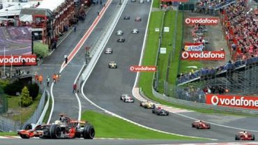F1: la billetterie de Francorchamps tourne à plein régime (photo d'illustration)